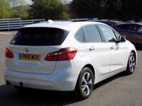 2015 15 BMW 2 SERIES 218D SE ACTIVE TOURER 5DR AUTO (150) DIESEL