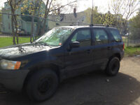 2003 Ford Escape SUV, Crossover
