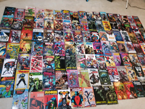 Graphic novels $10 each.