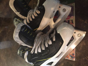 Goalie skates - youth