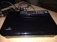 Humax freesat plus