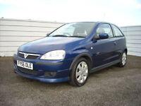 Vauxhall/Opel Corsa 1.2i 16v 2006MY SXi+