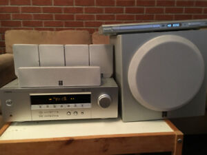 Yamaha 5.1 Stereo with Speakers