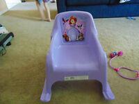 Sofia rocker chair