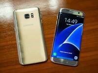 Samsung Galaxy s7 edge gold (vodafone)