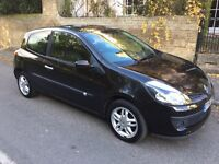 Renault Clio 2007 full glass roof 12 month mot just serviced! Only 67k! Very clean