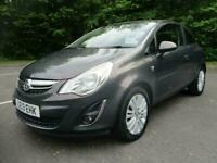 2013 Vauxhall Corsa i Energy Hatchback Petrol Manual