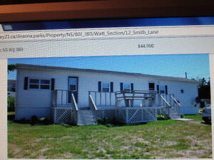 Mini Home for rent in Sheet Harbour, NS.