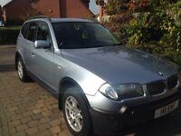 BMW X3 2.5 2005
