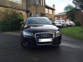 Audi A3 S line 2.0 TDI DSG Black 3dr auto face lift model