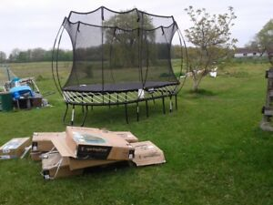 Trampoline Assembly $90 – Gazebo and Shed Install: Free Quote