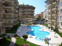 Luxury apartment in Alanya Turkey