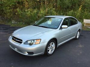 2005 Subaru Legacy NEW MVI Only 134,000KM financing Available