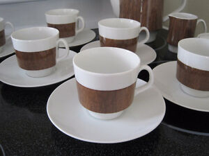 tea/ coffee set - made in Germany Kitchener / Waterloo Kitchener Area image 2