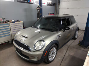 2007 Mini Cooper S brand new rebuilt engine and a lot more