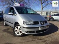 2008 Seat Alhambra 2.0 TDI Reference 5dr