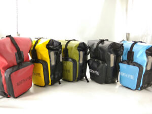 *NORTH VYBE - sacoche de vélo - bike bag - 1 paire -WORTH 300$*