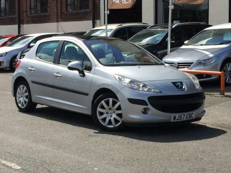 2007 57 peugeot 207 1 6 se 5d 108 bhp diesel in mansfield nottinghamshire gumtree. Black Bedroom Furniture Sets. Home Design Ideas