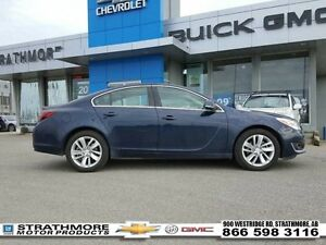 2015 Buick Regal Turbo-All Wheel Drive-Leather-Moonroof   - Cert