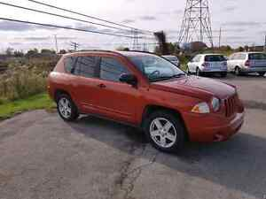 JUST IN !!!! 2008 JEEP COMPASS