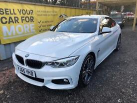 Bmw 4 Series 435I M Sport Gran Coupe Coupe 3.0 Manual Petrol
