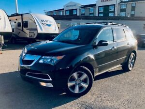 2012 Acura MDX SH AWD **WITH REAR DVD**