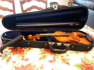3/4 Eastman VIOLIN with Knoll Bow