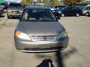 2003 Honda civic safety and E.tested for$2795