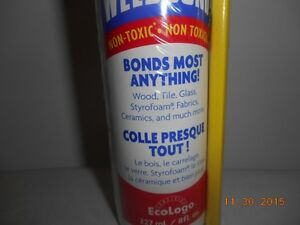 box of 12 of weldbond glue bottle Kitchener / Waterloo Kitchener Area image 3
