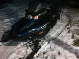 1999 Arctic cat, touring, electric start, reverse