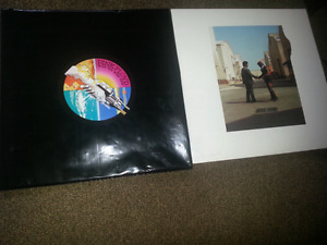 Pink Floyd Wish You Were Here 2011 Vinyl Reissue