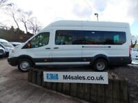 Ford Transit 155ps,17st Trend model minibus