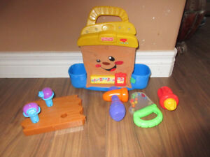 Fisher Price Laugh & Learn- My Learning Tools