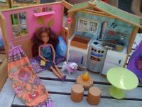 Liv Doll and Country Camping house