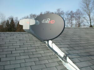 SHAW DIRECT~BELL TV~DIRECTV~DISH NETWORK PRO INSTALLATIONS