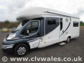 Auto-Trail Scout Lo-Line Fiat Motorhome MANUAL 2013