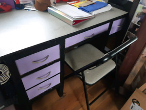 Cute and funky desk