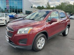 2015 Chevrolet Trax LT / AWD / Bose Audio