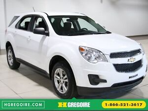 2013 Chevrolet Equinox LS AWD AUTO A/C GR ELECT MAGS BLUETOOTH