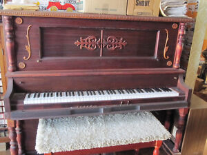 Vintage player piano West Island Greater Montréal image 1