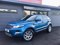 2013 63 Land Rover Range Rover Evoque 2.2eD4 5door **FSH - Heated Leather**