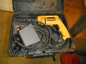 Perceuse DeWALT 3/8