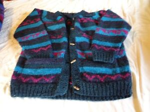 Hand Knit Sweater from Nepal
