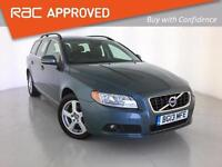 2013 VOLVO V70 D4 [163] ES Bluetooth GBP1030 Of Extras GBP30 Tax 1 Owner