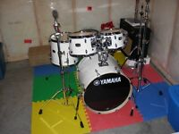 For Sale: Yamaha Stage Custom Drumset with Hardware