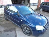 VAUXHALL CORSA 1.4i 16v ( a/c ) AUTOMATIC DESIGN 3 MONTH WARRANTY INCLUDED