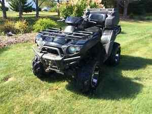 2007 Kawasaki brute force 650