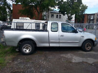 2000 Ford F-150 Camionnette 1999$