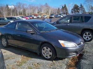 2006 Accord Coupe (2 door) michelin tires! drives works great