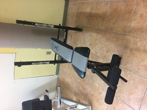 Weight Bench & Weights Peterborough Peterborough Area image 1